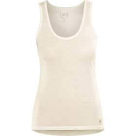 super.natural Base 140 Tank Women fresh white